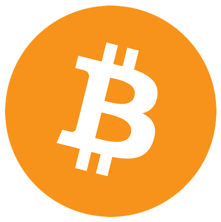 bitcoin cryptocurrency logo