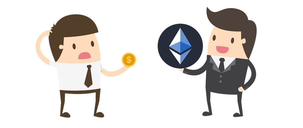 ethereum vs dollar