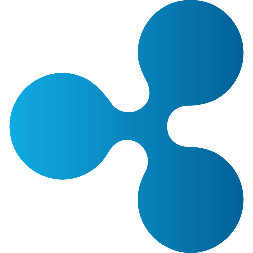ripple cryptocurrency logo