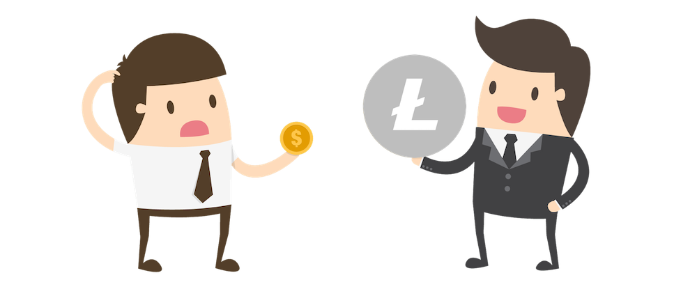 litecoin vs dollar