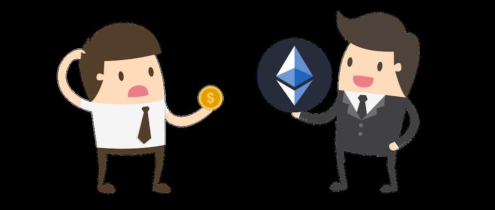 ethereum vs dollar