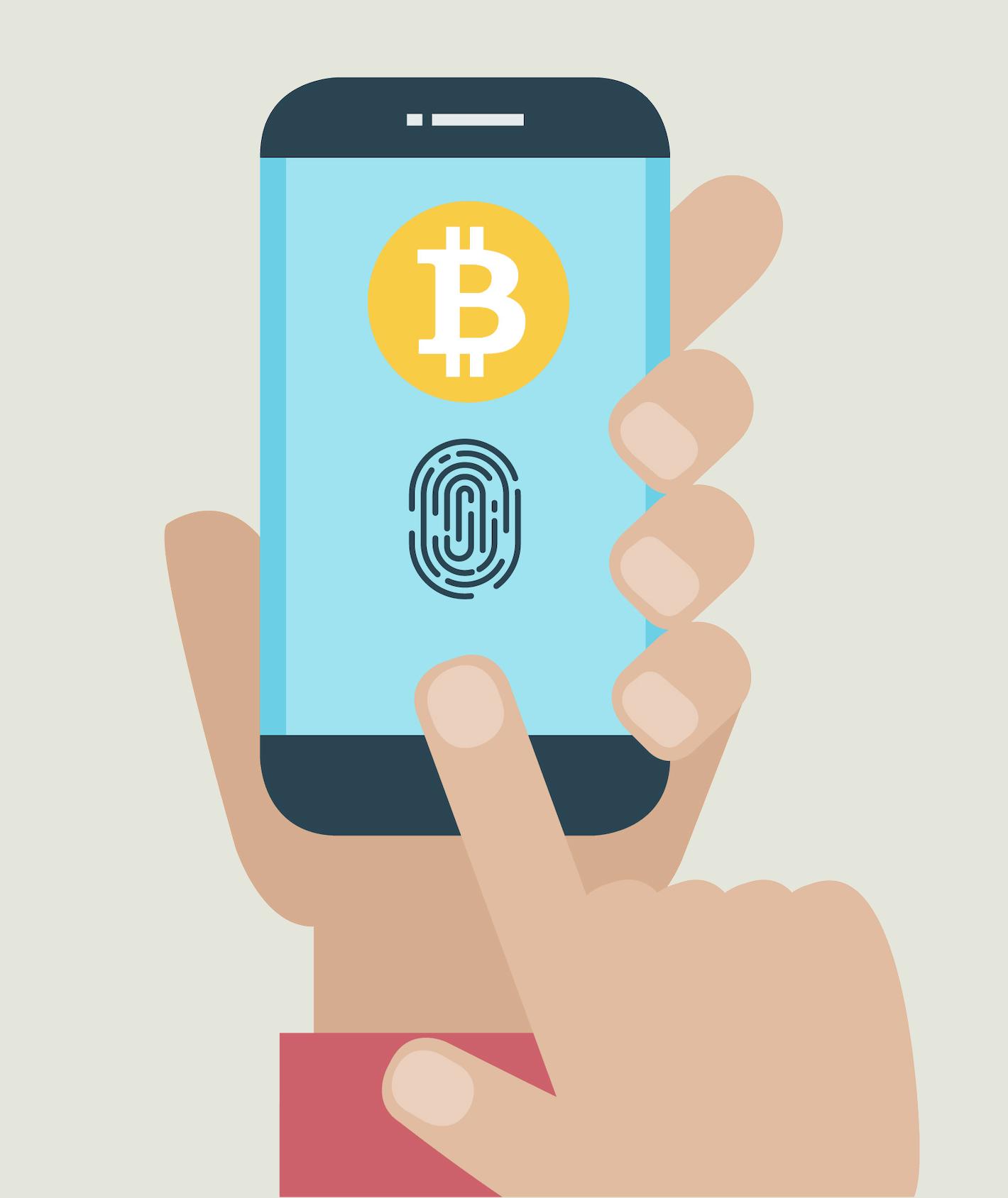 Bitcoin programvaru plånbok app