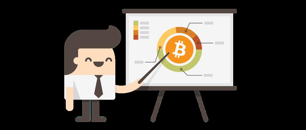 bitcoin whiteboard lärare