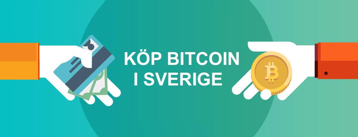 kop bitcoin sverige