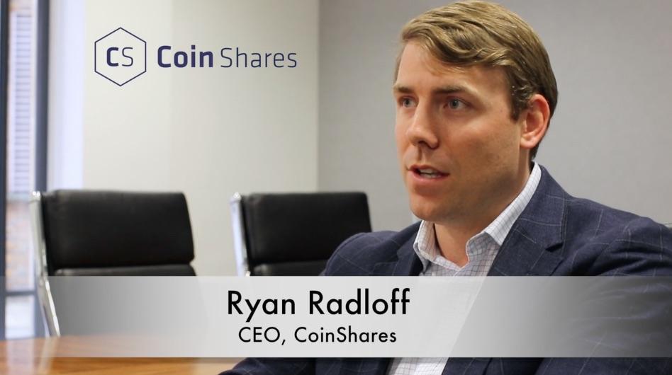 coinshares ryan radloff