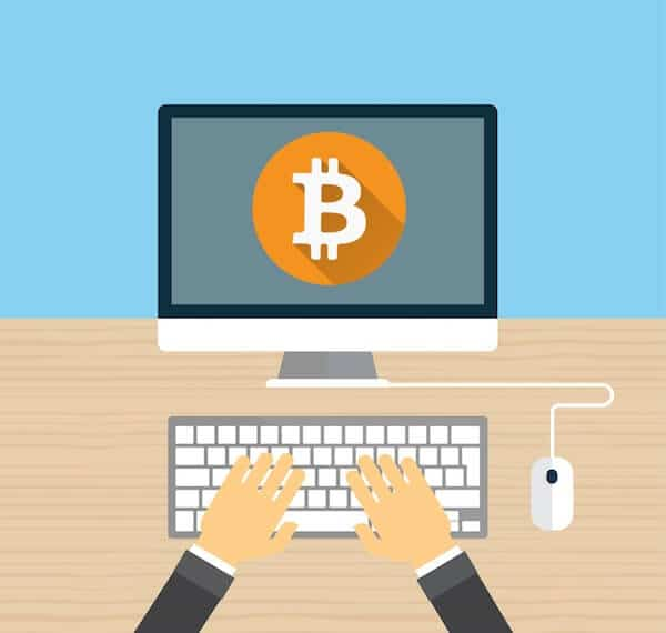 Bitcoin internet services
