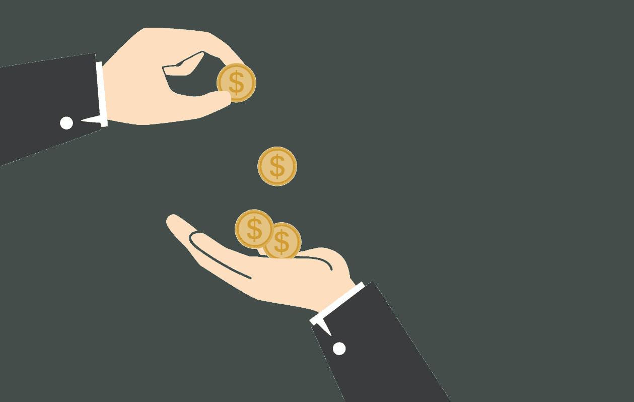 biaya transaksi crypto