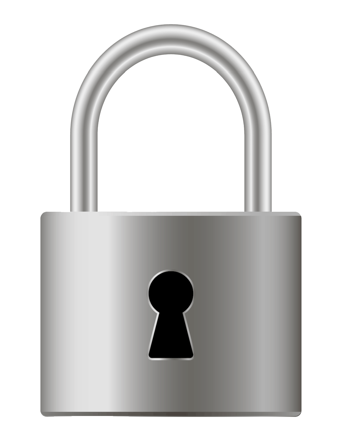 Kunci logam aman