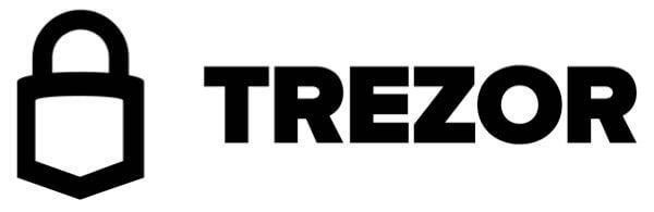 Trezor hardware wallet logo