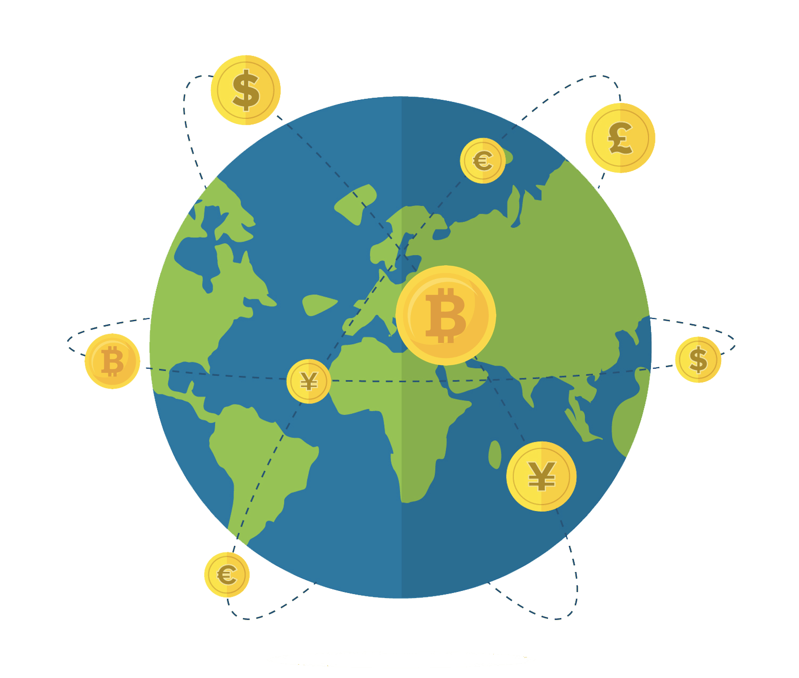 World wide currency exchange
