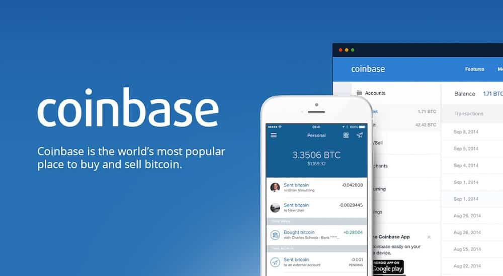 Coinbase wallpaper