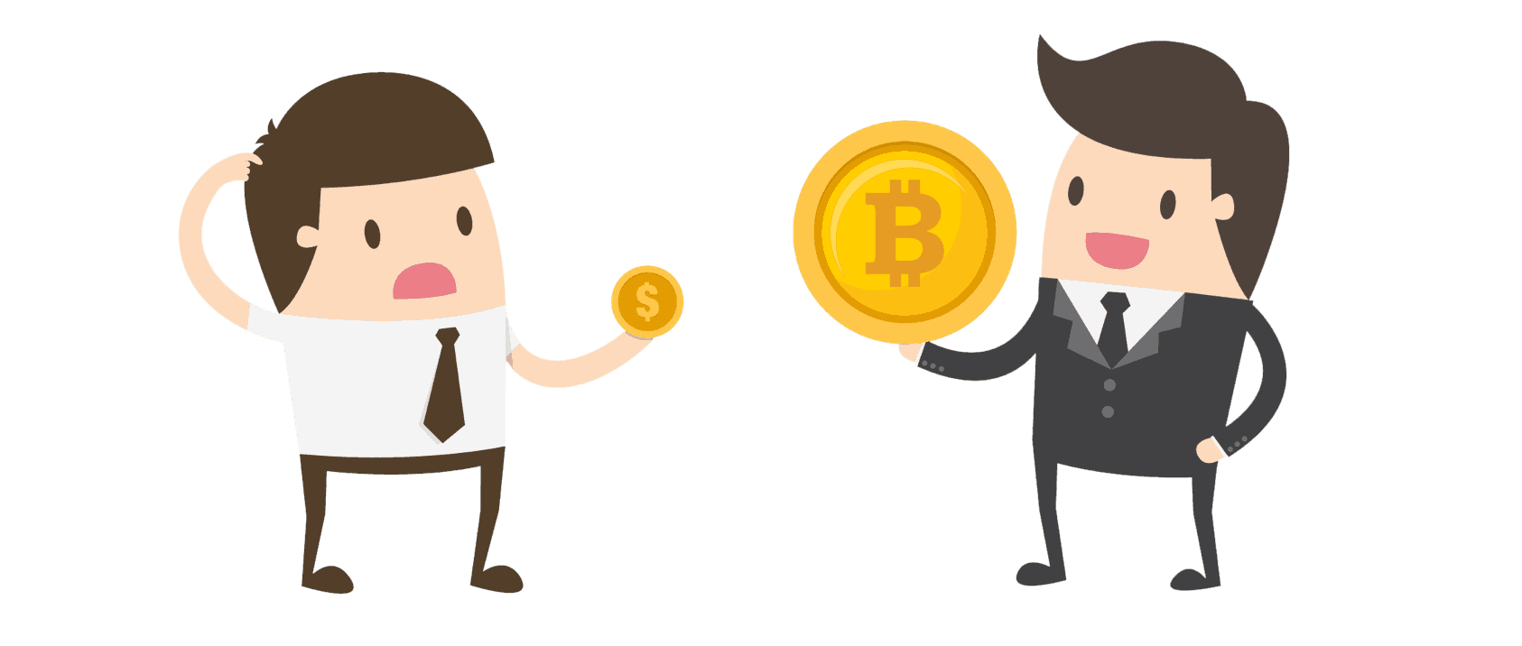 koin bitcoin vs dolar