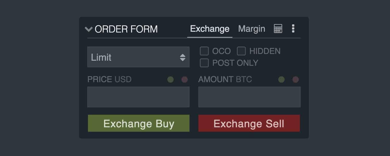 Bitfinex exchange crypto