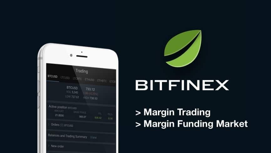 Bitfinex margin trading funding