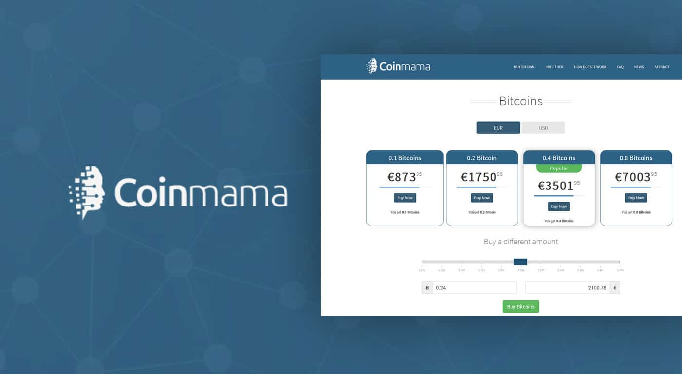 Coinmama wallpaper