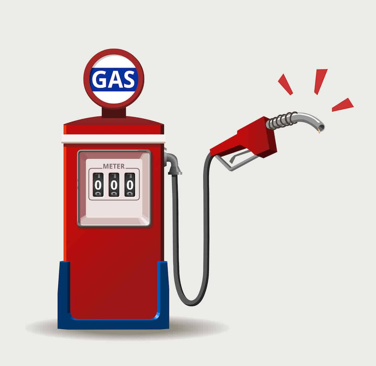 Ether gas fuel