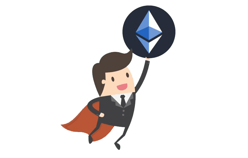 flying ethereum