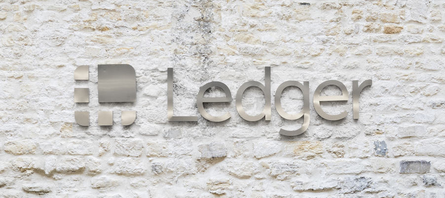 Ledger wallet company