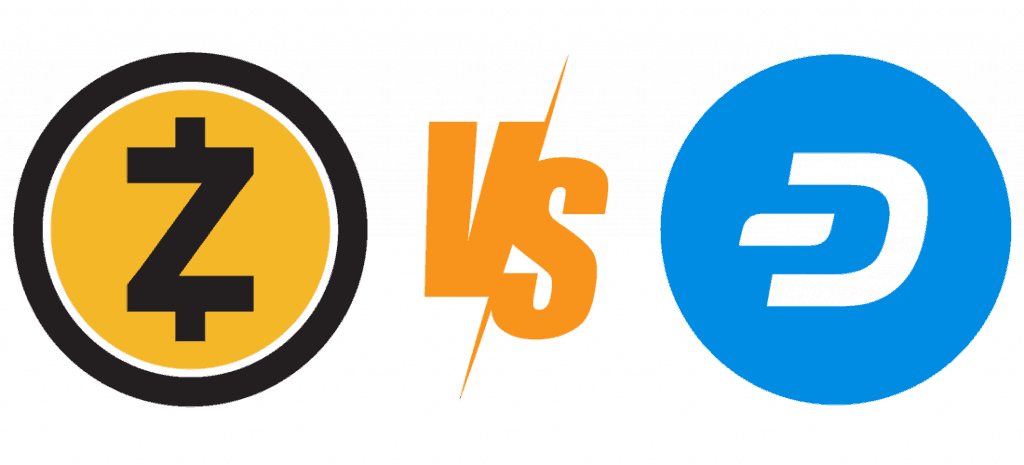Zcash vs Dash: How Do They Compare? / Most Anonymous? [2019