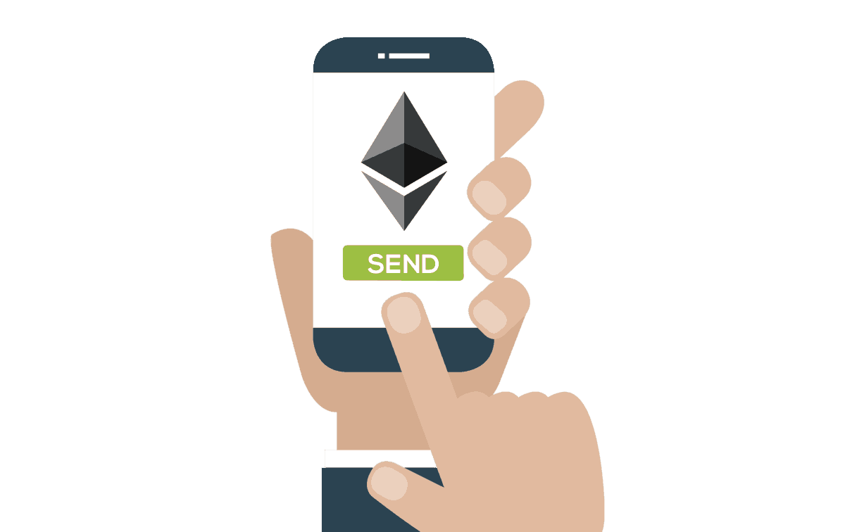 send ethereum