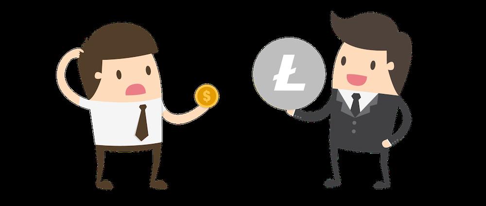 litecoin vs dolar
