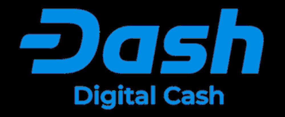 dash logo digital cash